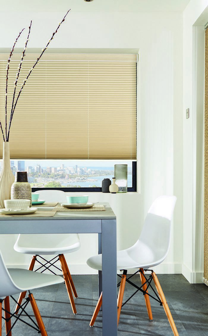 pleated blinds  perfect fit blinds